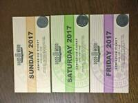 Goodwood revival tickets