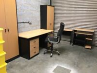 8 piece Office Furniture set
