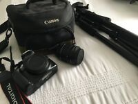 Canon EOS 1100D Digital SLR Camera Kit