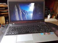 Samsung Laptop AMD A-10 Dual Graphics
