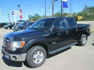 "2012 Ford F-150 4WD SuperCrew 145"" X"