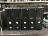 Dell Optiplex 780 Intel® Core™2 Duo E7500 2.93GHz 4GB Ram 160GB HDD Win 7 PC