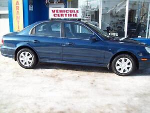 2002 Hyundai Sonata GL