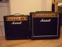 Marshall DSL 5C combo amp, all valve