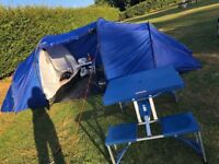 4 Man Waterproof Tent