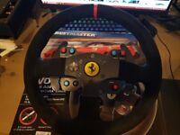 Thrustmaster 599XX Ferrari Wheel