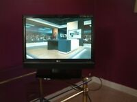 "LG 19"" colour TV for kitchen or bedroom"
