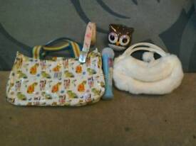 Girls bags and other bits