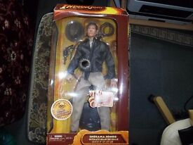 Indiana Jones Collectible Quarter Scale Raiders Of The Lost Ark Figure with movie sounds