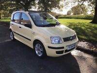 FIAT PANDA AUTOMATIC LOW MILES WITH FULL SERVICE HISTORY