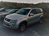 Suzuki Grand Vitara 2007 1.9 ddis diesel 4x4 just pass mot 24/04/2018 , just 86k miles