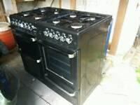 Flavel apsen 100 dual fuel cooker