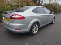 2008 Ford Mondeo 1.8TDCi Zetec with Cruise Control 1 Previous OWNER+HPI CLEARED Low Mileage Diesel