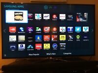 SAMSUNG 48 INCH 3D SMART TELEVISION FOR SALE
