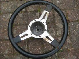 Steering wheel/Classic Car