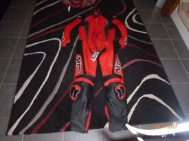 Nitro Racing NLS20 One Piece leather Race Suit