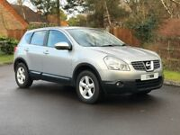 Nissan Qashqai Acenta Automatic Full Service History 2 Owners 82000 miles