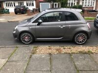 Abarth turismo 3dr 1.4 supercharged