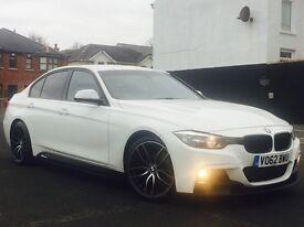 STUNNING 2012 BMW 318d MSPORT PERFORMANCE PACK not, 320d,325d,330d,520d,525d,530d,Audi,Mercedes,
