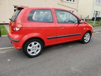 Hyundai Getz petrol cheap to run,£599