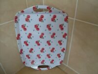 Really Pretty Floral Tray - £6