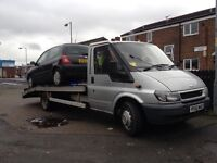ALL CARS VANS BOUGHT FOR CASH SCRAP CARS VANS SAME DAY COLLECTION