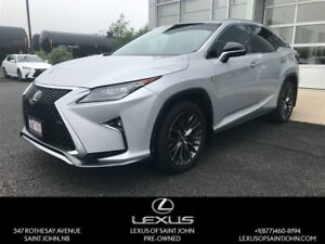 2016 Lexus RX 350 F SPORT PACKAGE
