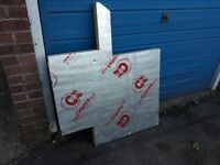 60mm Celotex Insulation Board Offcut