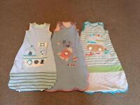 X3 Baby Sleeping / Gro Bags