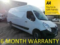 Renault, MASTER, Panel Van, 2015, Manual, 2298 (cc)***12 month mot***