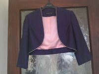 Mother of the bride Jacques Vert jacket and matching bag