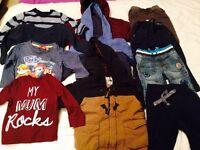 1-2yrs winter clothes/jacket bundle