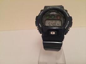 Casio G Shock DW6900 Digital Wristwatch (navy)