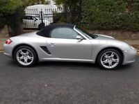 Porsche Boxster Silver 2008 - Mint Condition