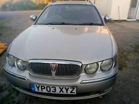 Rover 75 estate diesel