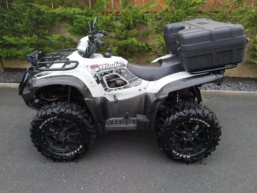 tgb blade 550 se 4x4 quad bike in peterhead aberdeenshire gumtree. Black Bedroom Furniture Sets. Home Design Ideas