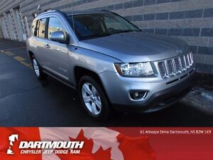 2016 Jeep Compass HIGH ALTITUDE/LEATHER/4X4