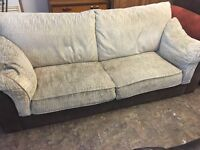 SOFA SET IN FABRIC 3+2 seater Very Comfy and Clean