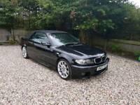 For sale BMW 330 ci M Sport £2750.00 ono