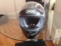 Shoei Helmet Raid II in Black