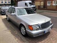 Mercedes s320limo auto 94 reg 131000 mails