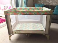 Baby Weaver Travel Cot