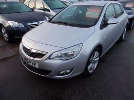 *VAUXHALL ASTRA *EXCLUSIV* 1.6*2010*FULL SERVICE HISTORY*FULL YEARS MOT*GREAT VALUE AT ONLY £3995*