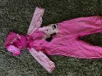 Minnie Mouse sun suit age 6