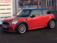 2013 MINI Hatch 1.6 TD Cooper D (Chili) 3dr JCW BODYKIT