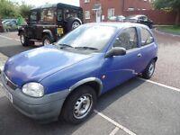 2000 Vauxhall Corsa 1.0 12v Envoy,