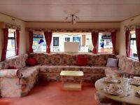 cheap/discounted/bargain - static caravan, borth, aberystwyth, west wales