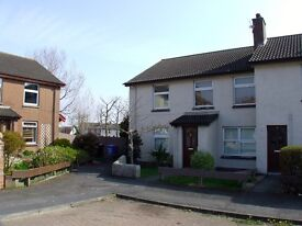 Spacious gf apartment with garden & private parking in a quiet residential area of Bangor