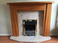 Selling due to moving house fire surround
