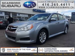 2012 Subaru Legacy 2.5i Conv. PKG, FROM 1.9% FINANCING AVAILABLE